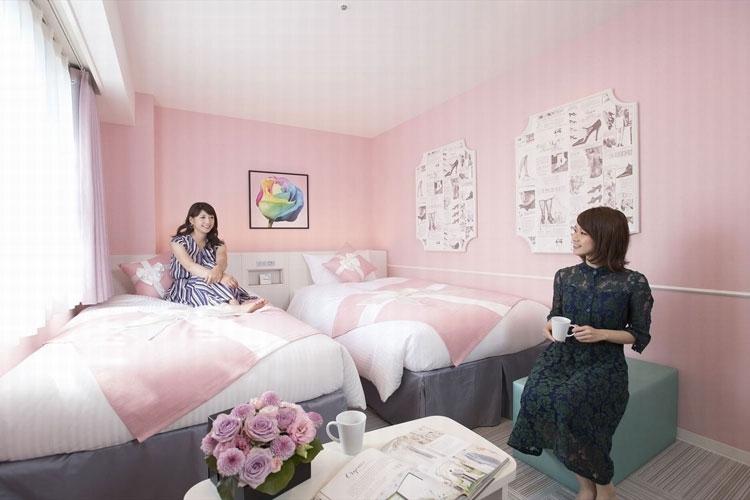 その可愛らしさに大人女子も大満足!「ダイワロイヤルホテル D-CITY 名古屋納屋橋」その2