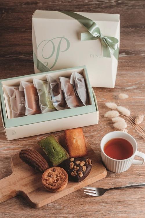 正統派の焼き菓子は、大切な人へのギフトに最適。