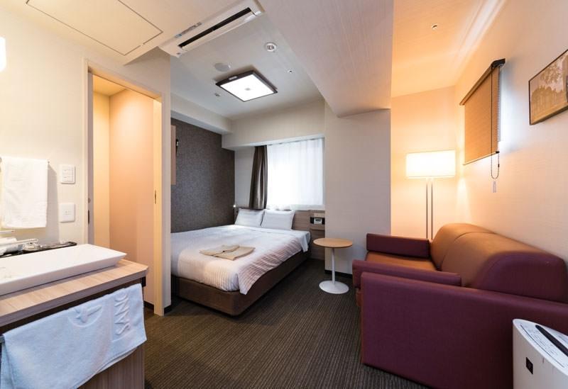 セキュリティー万全で女性のみの宿泊も安心 三交インGrande東京浜松町