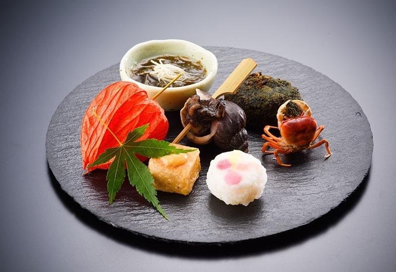 「五味+楽味」の人気プランを値引き「箱根久織亭」