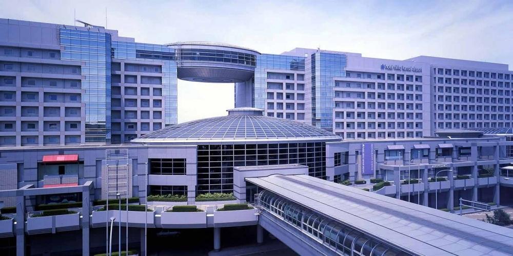 「ホテル日航関西空港」の魅力①ロケーション