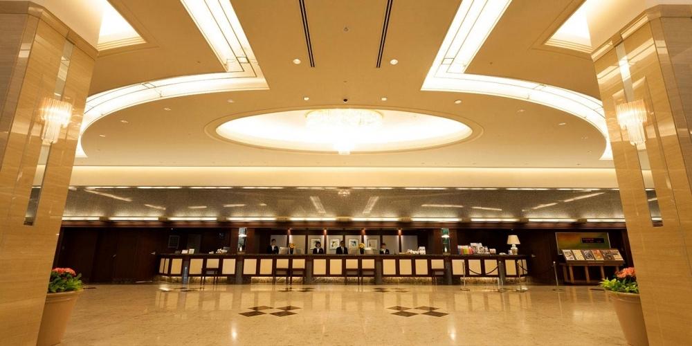 「ホテル日航関西空港」の魅力②充実の施設