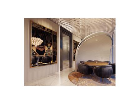 本格イタリアンと和食を堪能できるレストランでは、その空間美にも注目!