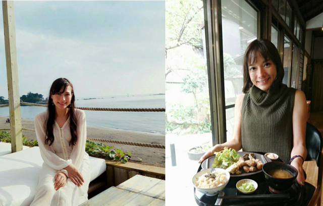 心も体も癒されるような2つのカフェ♪by 芳美 リンさん(神奈川)