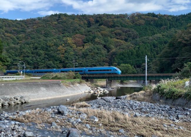 2月23日(火・祝)まで臨時列車が運行。御殿場へのアクセスがさらに便利に