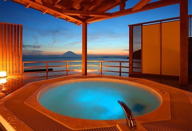 Beachside Onsen Resort ゆうみ(千葉県)