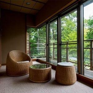自然を感じる湯宿で過ごす。中伊豆の宿で自家源泉の湯浴みを愉しもうその0
