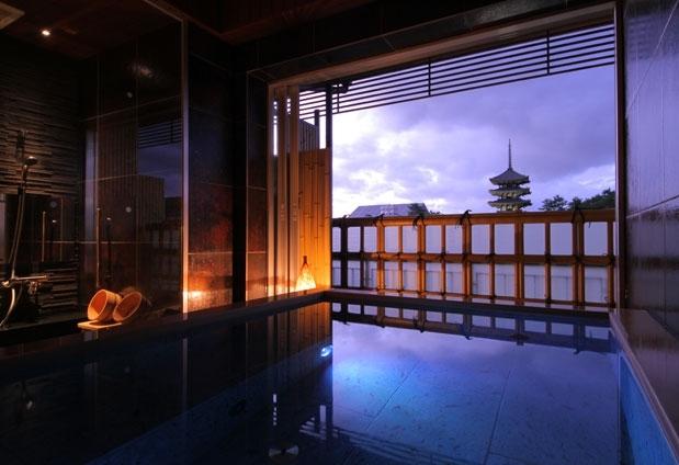 「古都奈良の宿 飛鳥荘」に宿泊