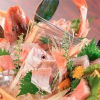 伊勢海老・アワビ・舟盛りを通常プランで。魚介料理が評判の温泉宿