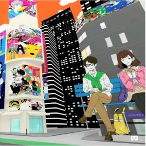 イラストレーター・中村佑介のギャラリーカフェが期間限定・表参道に登場!初のVR作品も