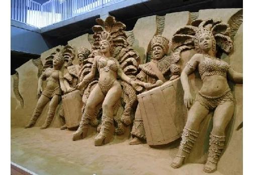 アートに触れるならココ!おすすめ美術館④鳥取砂丘 砂の美術館