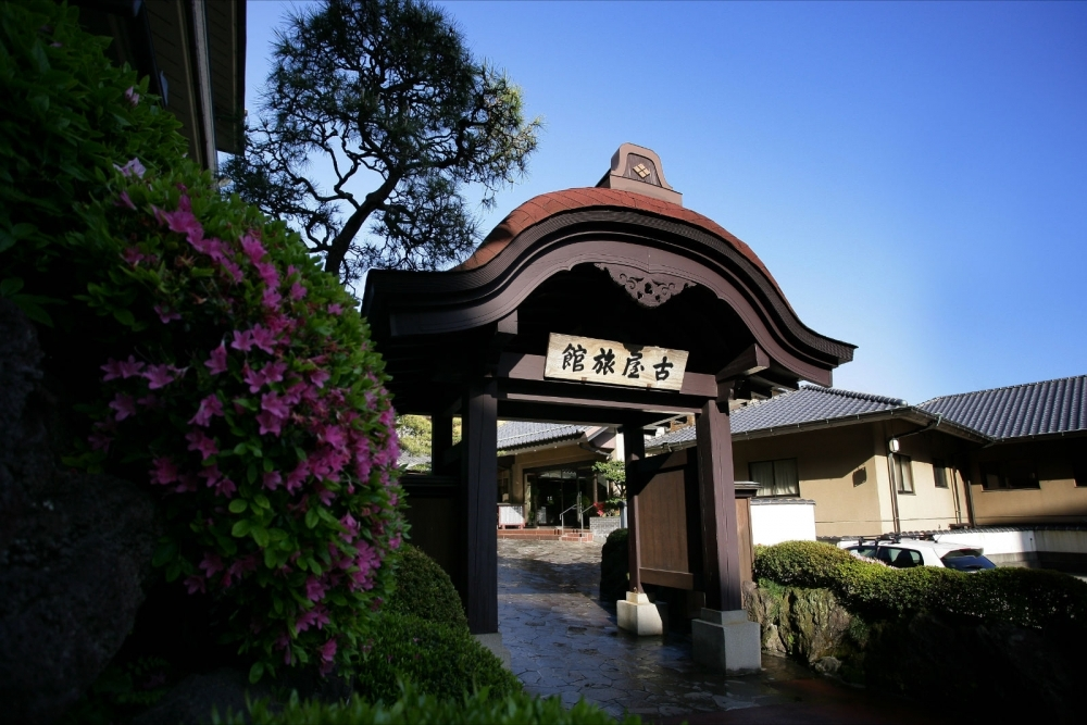 古き良き日本の風情を垣間見る