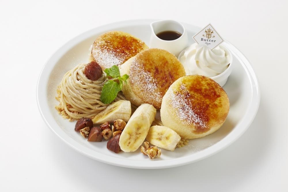 パンケーキ専門店の秋限定メニューが登場。9月20日スタート!その3