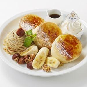 パンケーキ専門店の秋限定メニューが登場。9月20日スタート!
