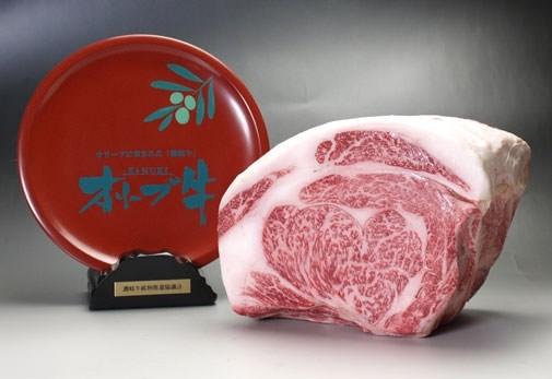 オリーブ牛サーロインブロック肉