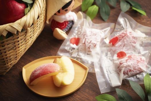 冷凍りんご