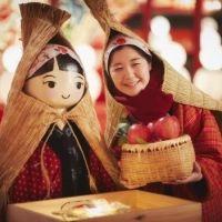 """""""雪ん子""""と過ごす「星野リゾート青森屋」の冬の楽しみ方"""