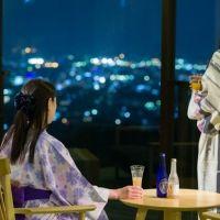 市街地の夜景を眺める滞在を。関西で選んだ夜景が見られるホテル4選