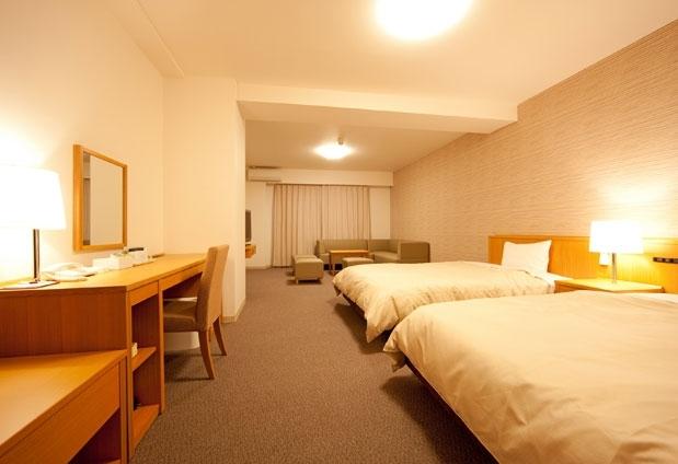 コスパの良いホテル:ホテルグリーンコア土浦