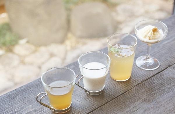 冷え性女子の大本命 ジンジャーシロップの魅力②飲み方はアイデア次第