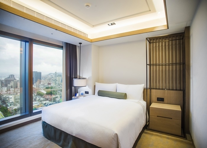 3つのインテリアから選べるお部屋は、全750室!