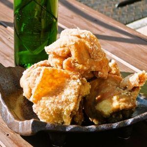「鶏一熱海本店」のからあげ&一番搾りフローズン<生>で至福の時間をその0