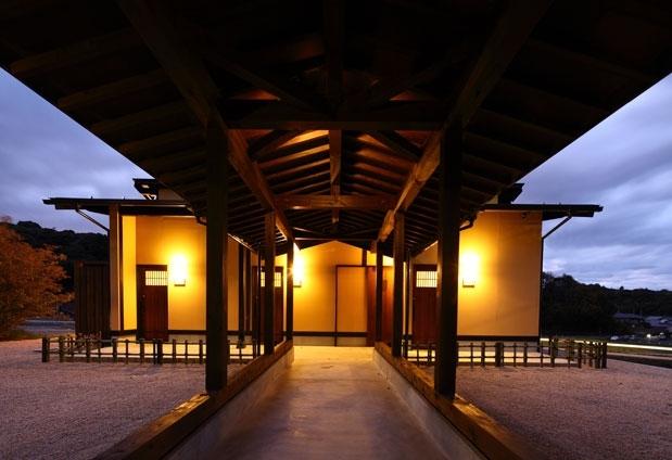 日本三大美人の湯に数えられる名湯「湯元 湯の川」