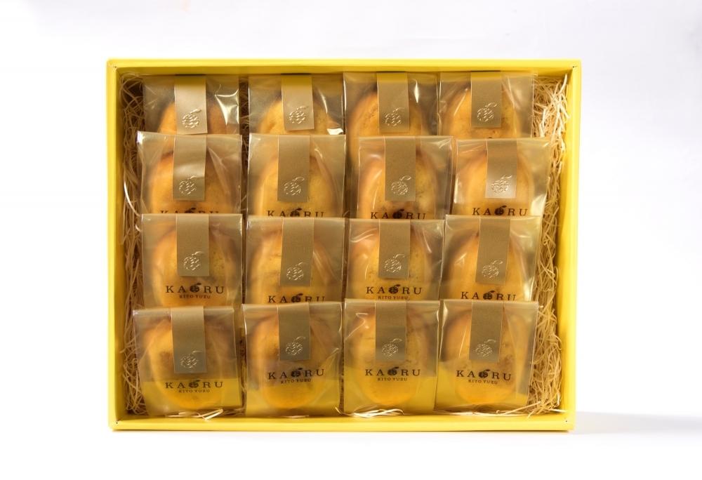 渋谷ヒカリエ店限定。柚子専門店が作る柚子ケーキとタルトが新発売その3