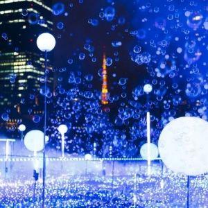 11月からキラキラ 東京・大阪のイルミネーションイベントへその0
