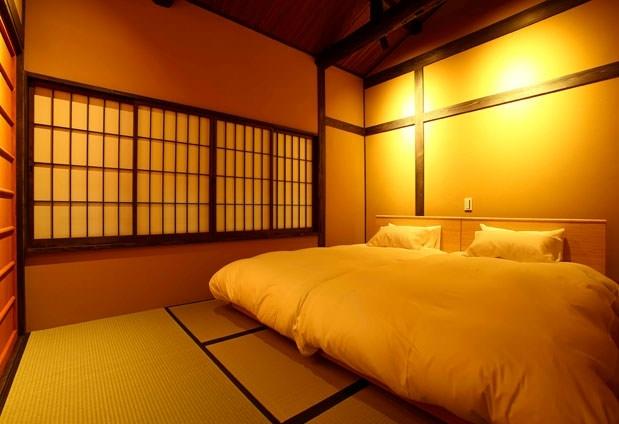 おすすめの一棟貸しの宿②Campton1-艮-(京都府)