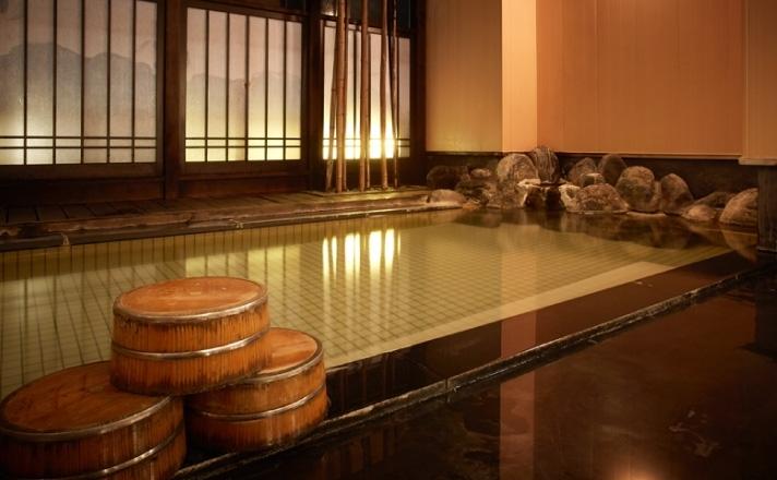 越後湯沢温泉おすすめの旅館② 越後湯澤 HATAGO井仙