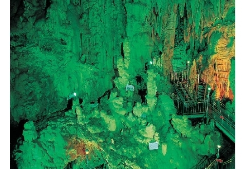 福島県:あぶくま洞