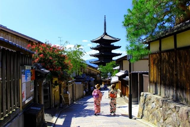 第三位:京都府