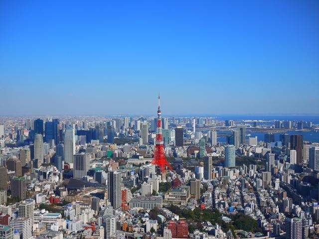 第四位:東京都