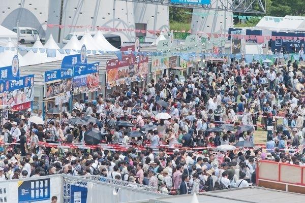 今年も開催!関東最大級のフードフェス「まんパク」
