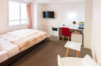 北海道「フレイムホテル札幌」の魅力3:女性専用フロア完備