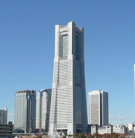 地上273m上空から横浜の街並みを360°楽しめる