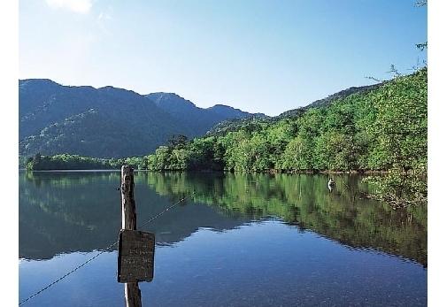 栃木県の春観光におすすめのスポット②湯ノ湖