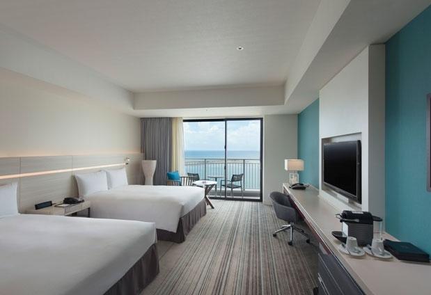 ホワイトデーにおねだりしたい沖縄県のホテル②ヒルトン沖縄北谷リゾート