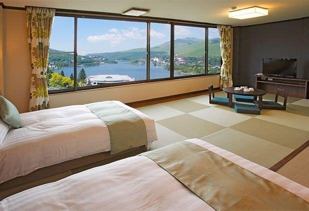 室内レジャーも充実「白樺リゾート 池の平ホテル」(長野)