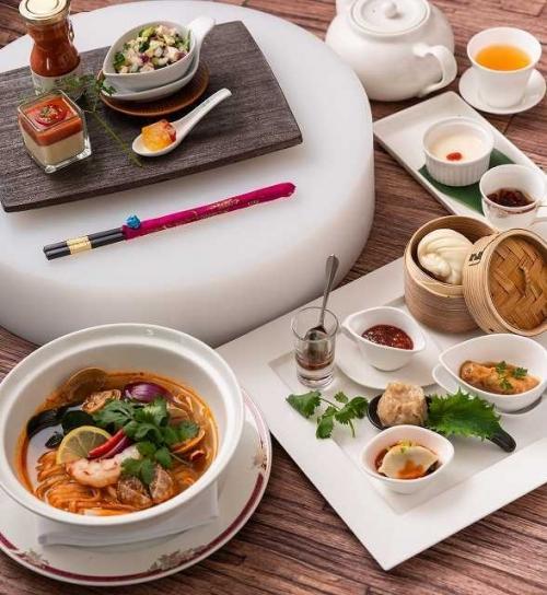 2つのレストランで味わう ホテルエミシア札幌「美人ランチ」