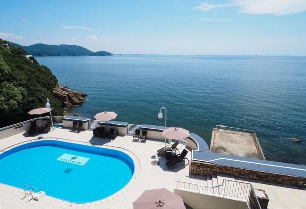 プール完備のおすすめホテル③リブマックスリゾート瀬戸内シーフロント