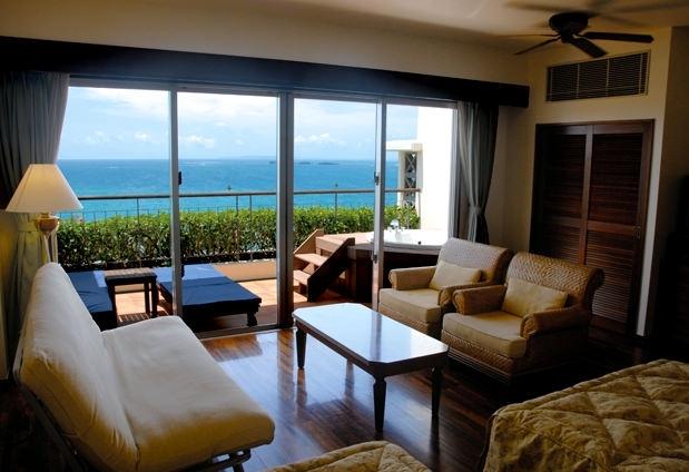 カヌチャベイホテル&ヴィラズは極上の時間が過ごせる楽園