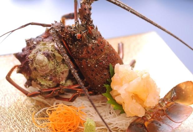 旬の食材を活かした海鮮懐石料理が魅力の「割烹旅館 清都」