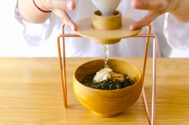 あの「東京茶寮」が1ヶ月限定でお茶漬けスタンドに!テイクアウト販売も開始その4