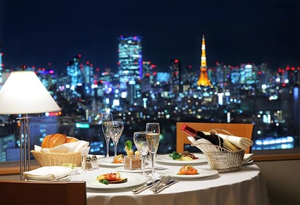 ホワイトデーにおすすめの東京のホテルディナー③セルリアンタワー東急ホテル