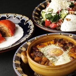 日本唯一のブルガリア料理専門店が銀座に進出!2月2日グランドオープン