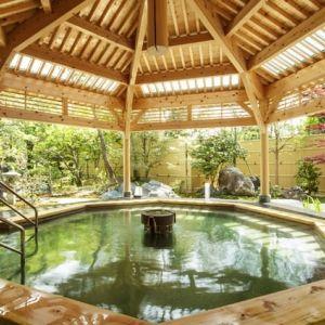 エメラルドグリーンのお湯!?マニアも唸る温泉を新潟県「摩周」で体感しよう