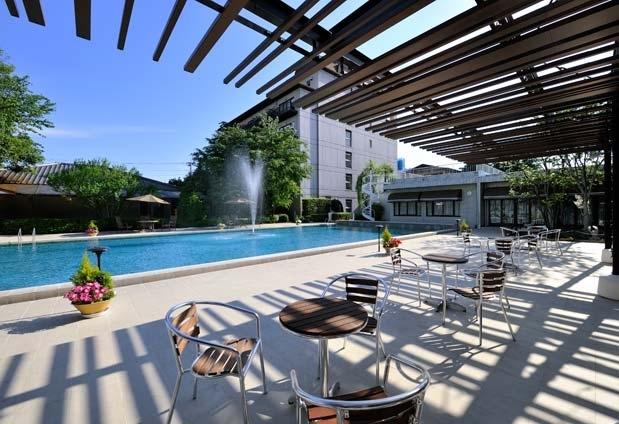 山梨県・石和温泉の宿「ホテルふじ」の魅力③施設も充実