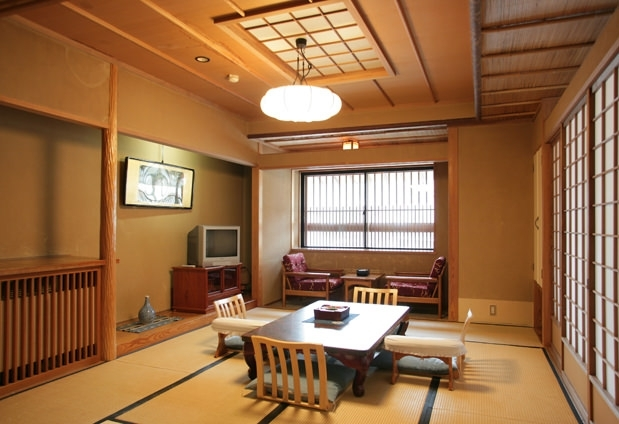 野沢温泉「常磐屋旅館」の魅力➂多彩な客室